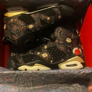 Air Jordan retro 6 Chinese new year